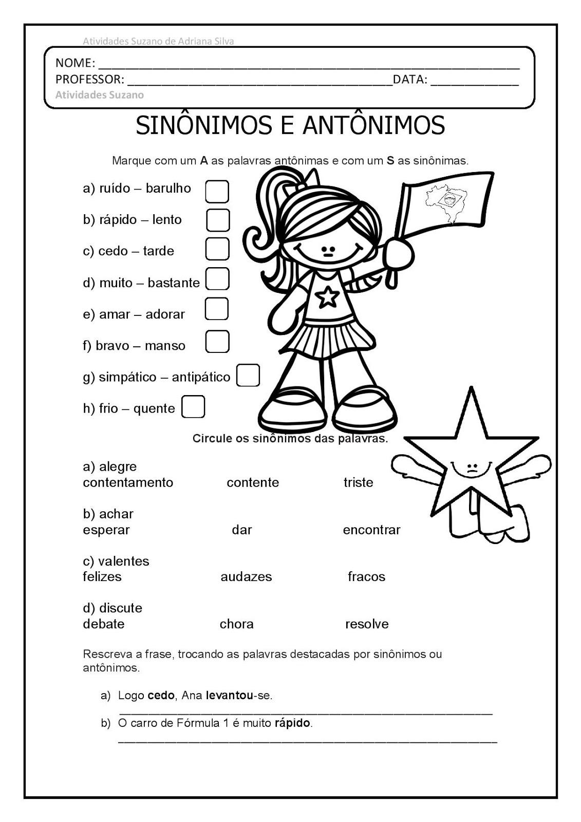 Armario Resina Lavadora Leroy Merlin ~ Sin u00f4nimos e Ant u00f4nimos EM PDF Atividades Pedagogica Suzano