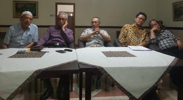 GWPU Datangi MWA, Desak Pertimbangkan Calon Rektor Unpad