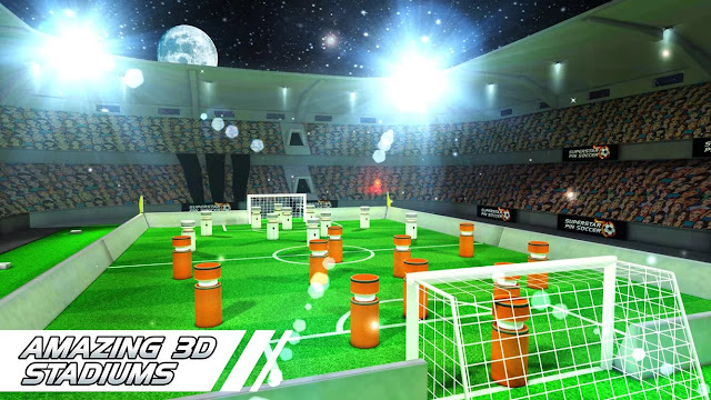 Superstar Pin Soccer v1.4