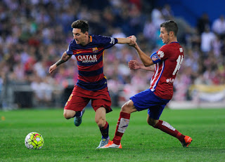 best pictures of messi la liga 2015/2016 September