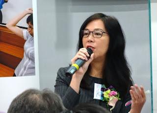 「學與教博覽2017」特殊教育需要研討會講《聽覺言語治療》是甚麼東西 / 本會顧問方嘉慧女士
