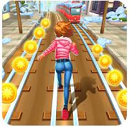 Subway Rush Runner Mod Apk