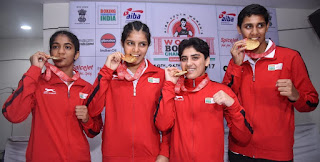 Spotlight : India claim 5 gold medals at AIBA Youth Women Boxing Championship