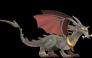 Dragón Tribal