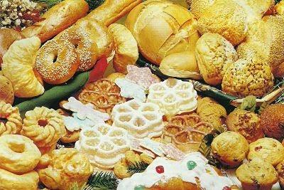 Состав продуктов и приготовление английских булочек