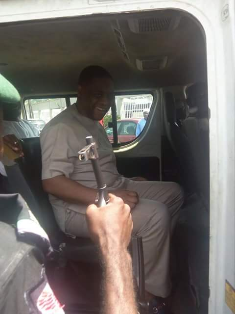 Image result for femi fani kayode arrested by efcc