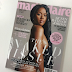 Thando Thabethe features in Marie Claire's Naked Issue