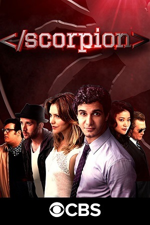 Scorpion - 4ª Temporada Séries Torrent Download capa