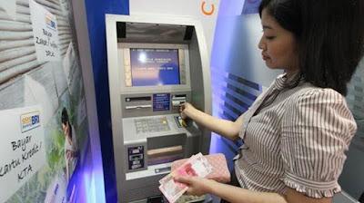Cara Menggunakan ATM BRI
