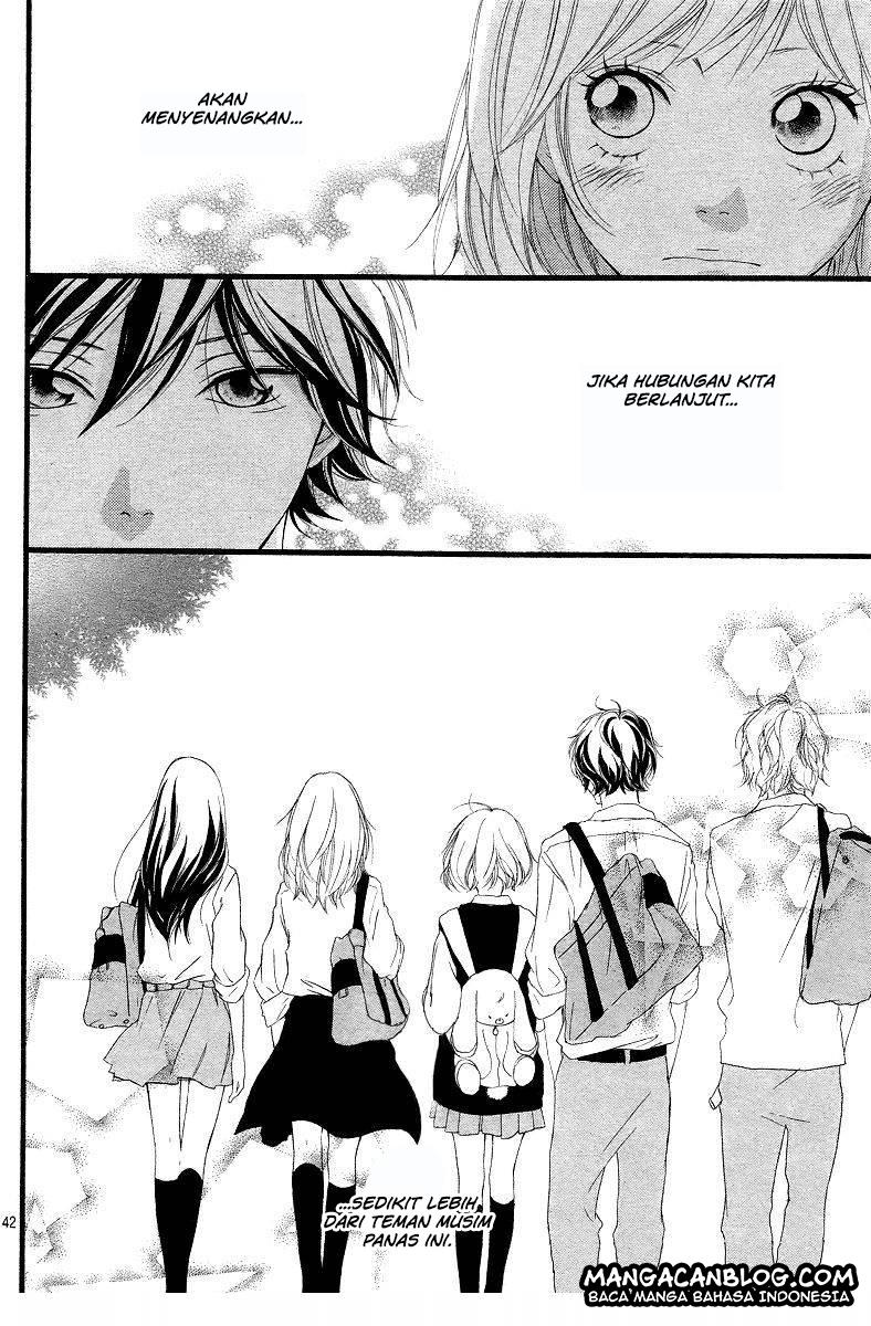Ao Haru Ride Chapter 14-43
