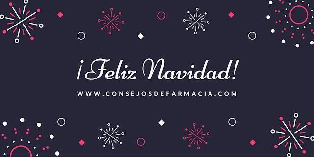 Feliz Navidad - ConsejosdeFarmacia