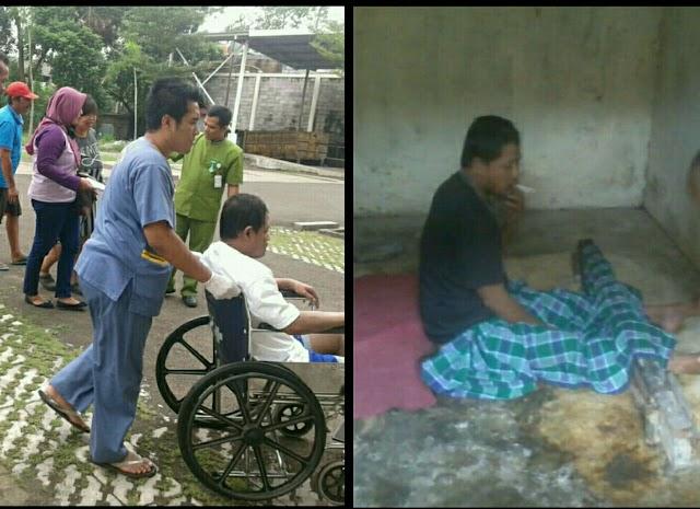 Lagi! KPSI Bebaskan Korban Pasung di Kabupaten Kuningan
