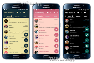 TMWhatsApp - TMWhatsApp 6.4 With/Without VPN Proxy-An all in one WhatsApp