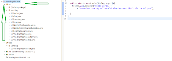 Eclipse Error: Could not find or load main class solution