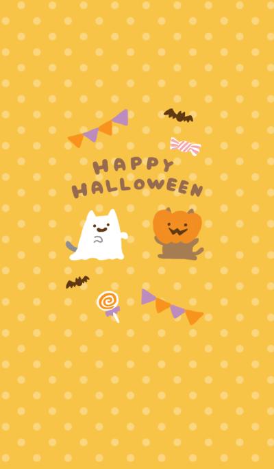 Enjoy Halloween Cats