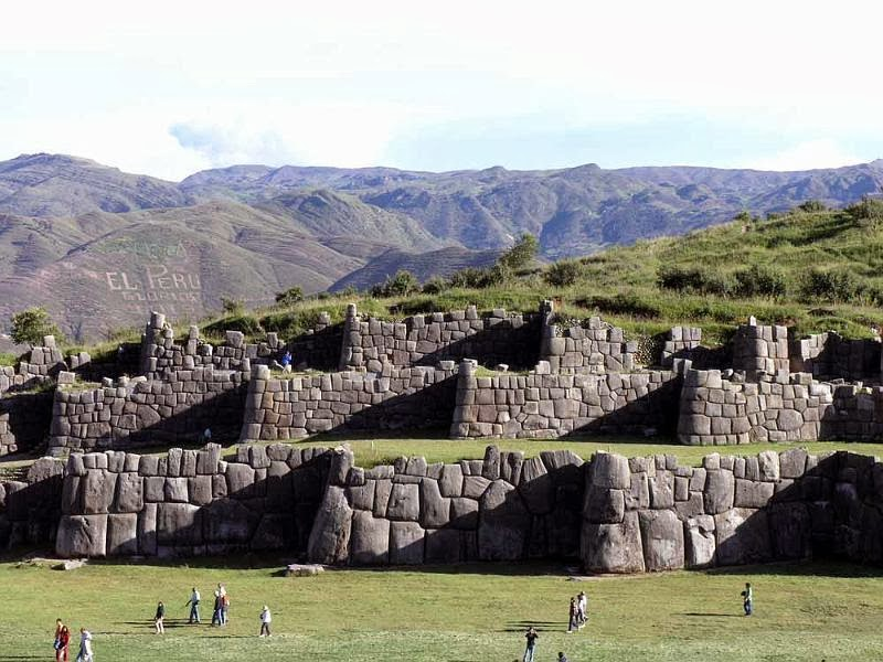 The Genius of Ancient Man: The Inca: Masters of Cyclopean ...Inca Buildings And Structures