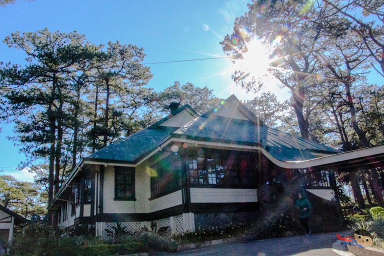 Houses in Baguio City - Travel Photography