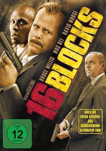 16 calles (16 Blocks) (2006) [BRrip 1080p] [Latino] [Thriller]