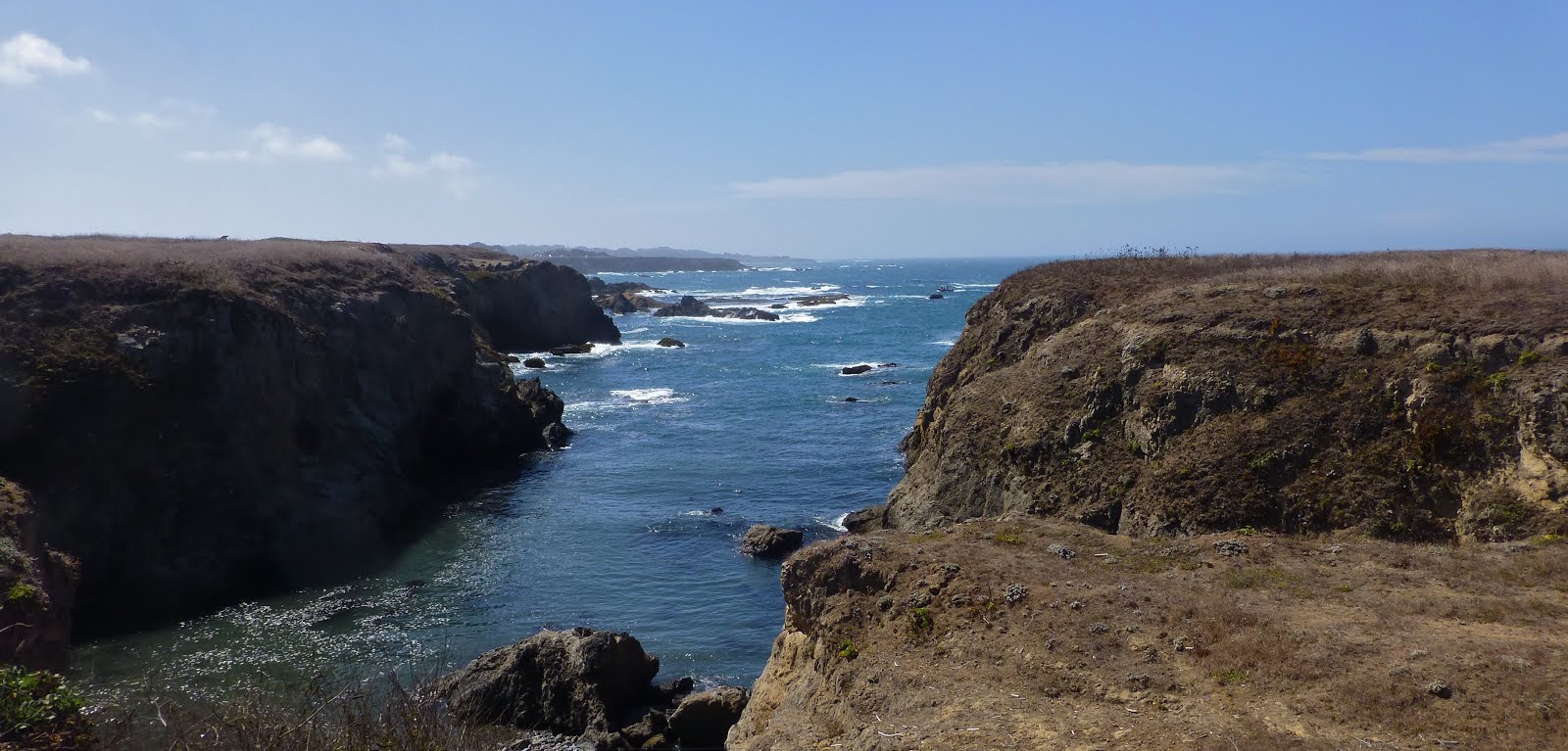 Visiting Fort Bragg's Once Hidden Coastline