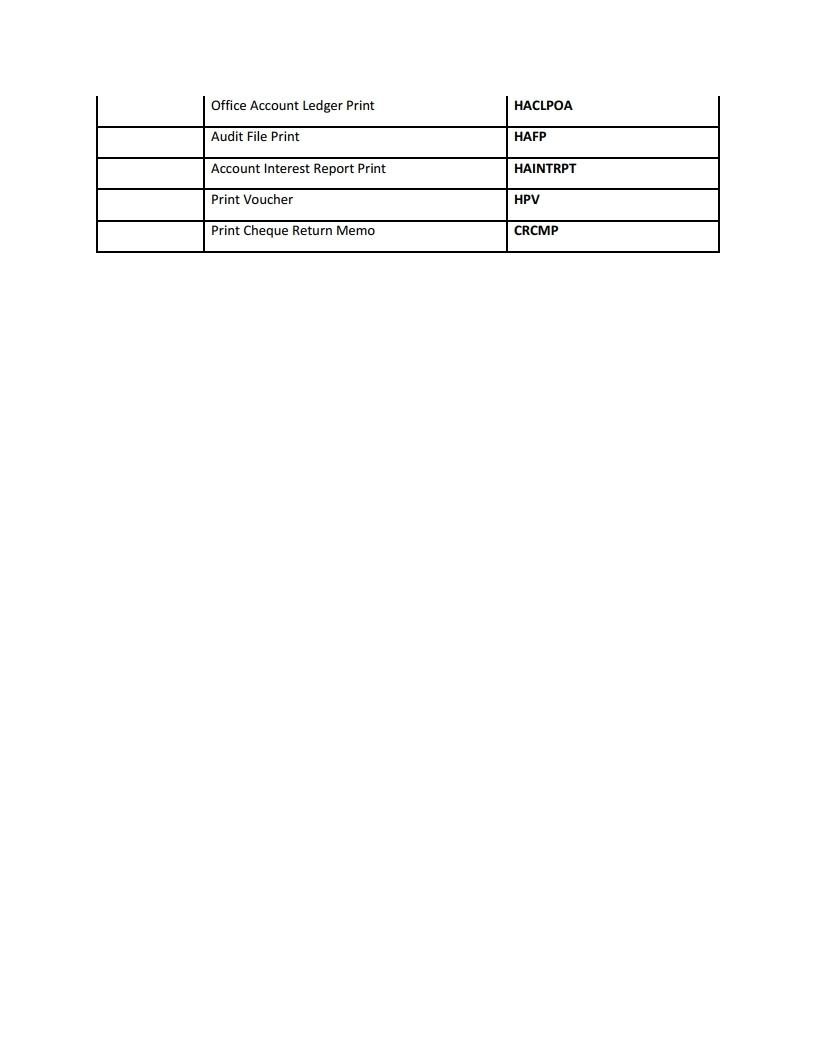 IPPB commands