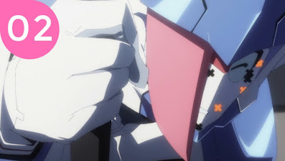 Darling in the FranXX Episode 2 Subtitle Indonesia
