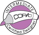 Copic Intermediate Certified Designer
