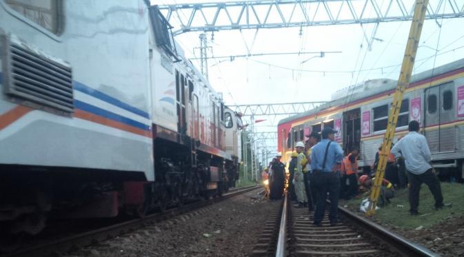 5W1H Kereta Anjlok Antara Manggarai-Sudirman | PELAJARAN ...