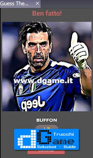 Soluzioni Guess The Football Player livello 22