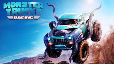 Monster Trucks Racing Mod Apk + Data Free Download