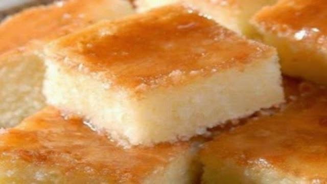 Receita de bolo integral de batata doce (Imagem: Reprodução/Craftlog)