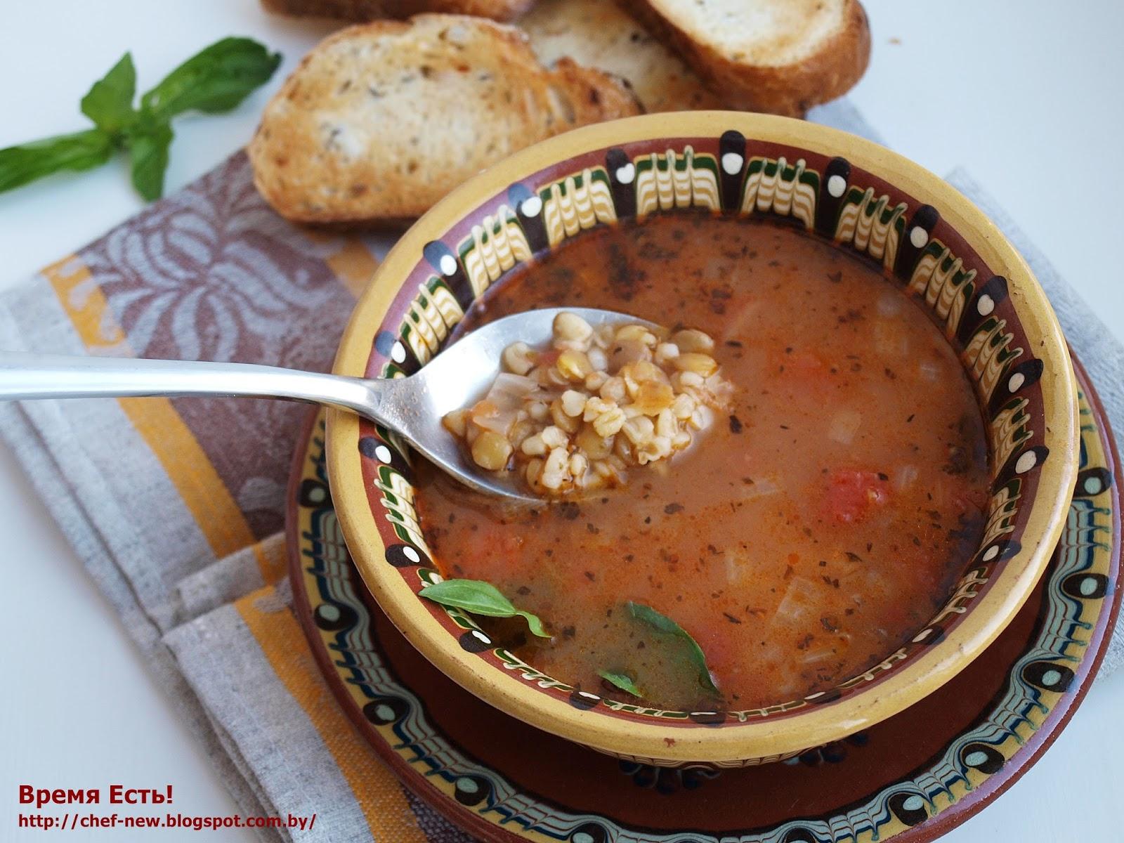 Когда добавлять гречку в суп