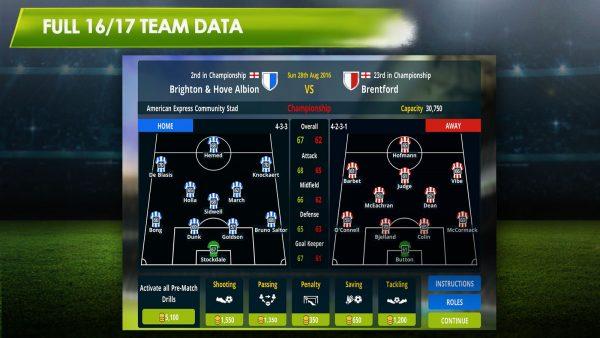 Download Championship Manager 17 Apk Skip