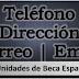 Teléfonos, direcciones y correos electrónicos de las unidades de becas mec 2016/2017