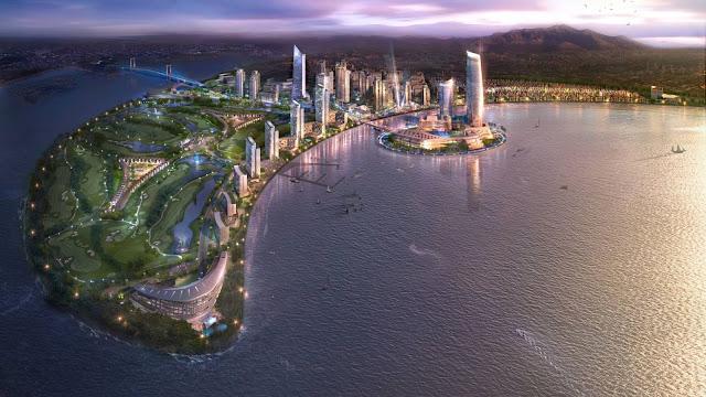 Dự án One World Regency - Đất Quảng Riverside