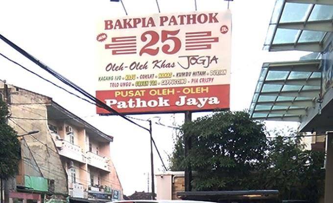 Bakpia Pathok oleh-oleh khas jogja