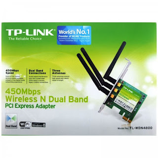 TP-Link TL-WDN4800 Driver Download For Windows, Linux and Mac