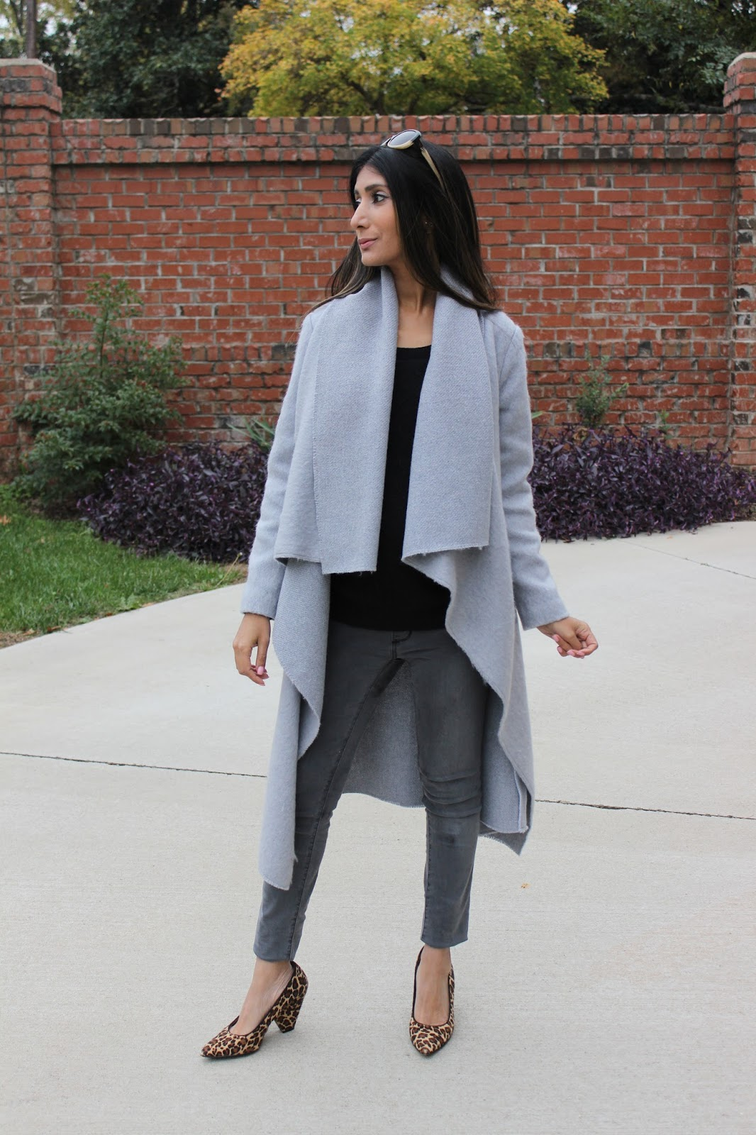 8dca93db469 Second way to wear this coat  This is my least favorite and I don t plan on  wearing it like this