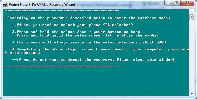 Download Twrp Recovery Redmi Note 3 — TTCT