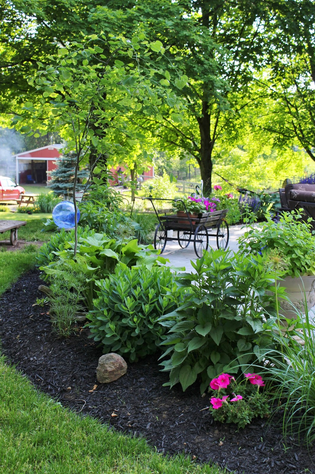 Building A Patio Fire Pit On Concrete: ~Ohio Thoughts~: Building A Patio