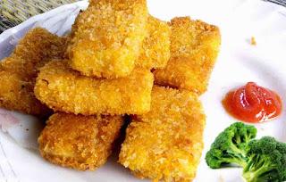 Cara Membuat Nugget Yang Gurih Dan Crispy