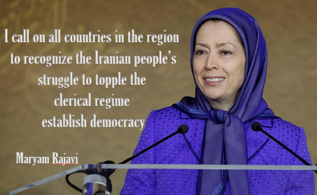 "Iran-Ramadan-Maryam Rajavi addresses the ""Interfaith Solidarity Against Extremism"" gathering"