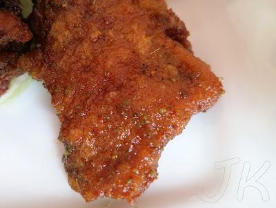 Cumin Pork Ribs Johor