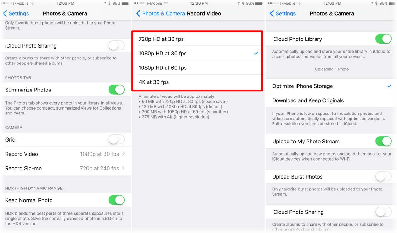 Iphone 7 manuals iphone 7 guide camera tutorial baditri Choice Image