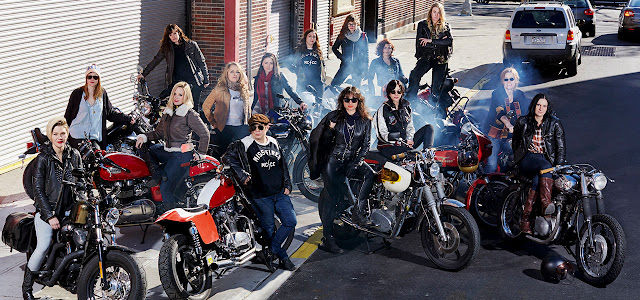 30 Awesome Motorcycle Clubs for Women