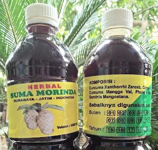 Suma Morinda - Foto Jual Sari Mengkudu - Buah Pace - Morinda Asli Murni