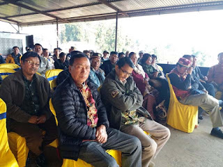 Tamang adhiveshan meeting
