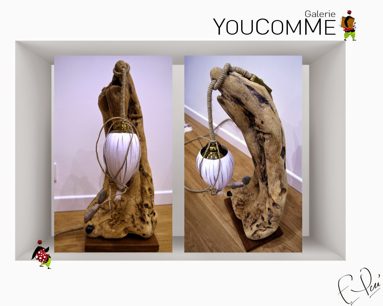 Florence peri youcomme galerie cr ations for Peri y canape