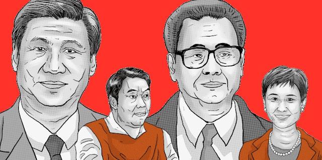 Principais líderes da China são identificados no Panama Papers