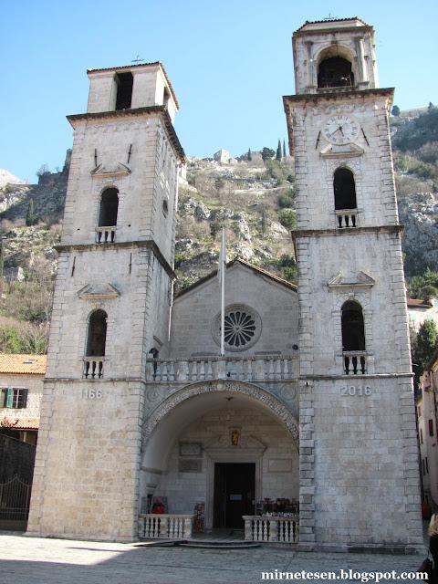 Собор Святого Трифона - Котор, Черногория