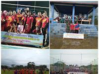 Peringati Hari Jadi Ke-33, Kampung Trijaya Adakan Berbagai Perlombaan
